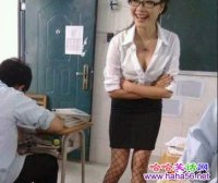 女教师照片搞笑图