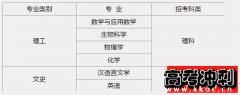<b>湖南师范大学2019年自主招生简章</b>