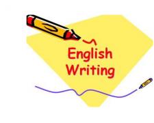 高中英语写作技巧 掌握好技巧写作并不难