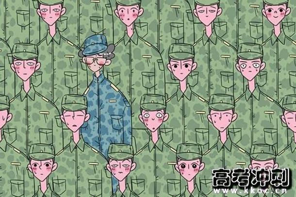 义务兵报考军校条件是什么 录取几率大吗