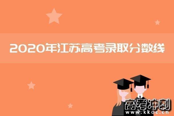 2020江苏艺术类提前批投档分数线(编导)
