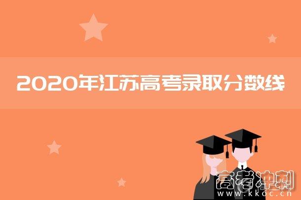 2020江苏本科提前批第2小批艺术类征集志愿分数线(美术)